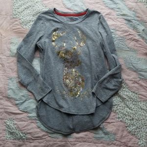 Girls old navy top size 8